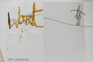 Buch « querfeldein»  28 x 20 cm