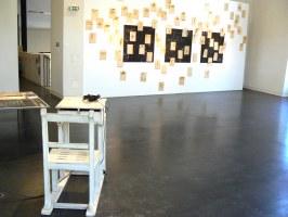 Ausstellung « à travers champs » Espace Ducroc, Grignan