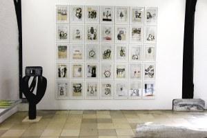 Installation dans la Galerie « Kunst im Heppächer », 2010