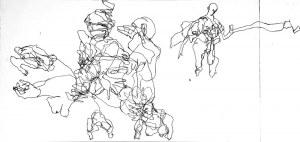 Zeichnung-X
